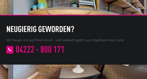 Virtuelle 3D Touren für  Niedersachsen